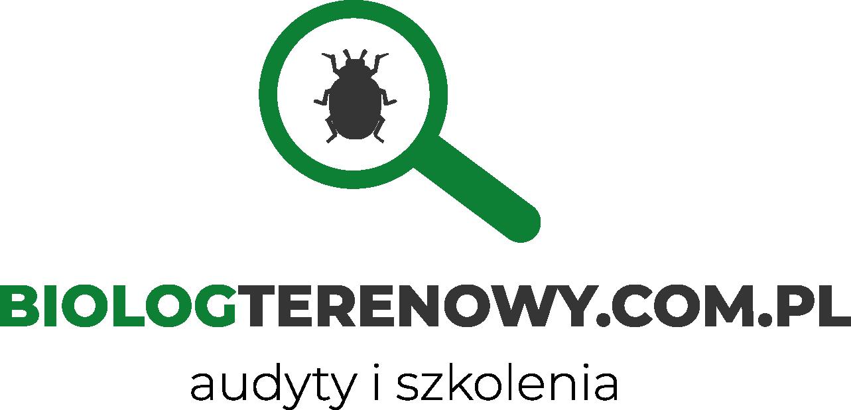 logo biolog terenowy